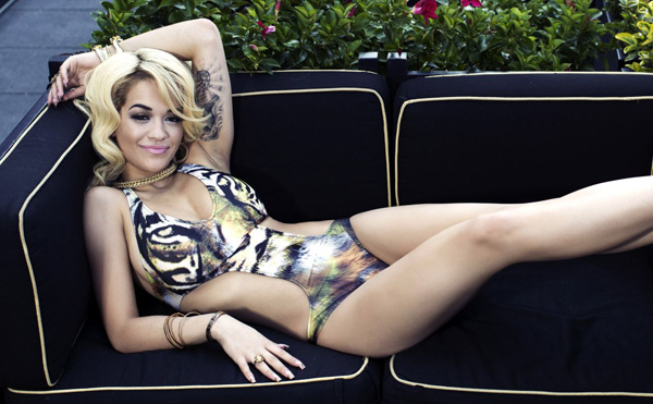 Rita Ora sexiest pictures from her hottest photo shoots. (21)