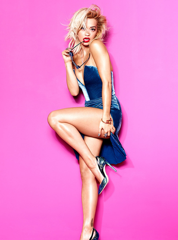 Rita Ora sexiest pictures from her hottest photo shoots. (15)