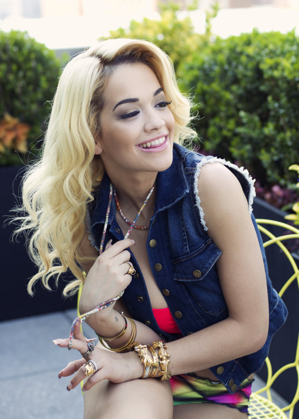 Rita Ora sexiest pictures from her hottest photo shoots. (12)