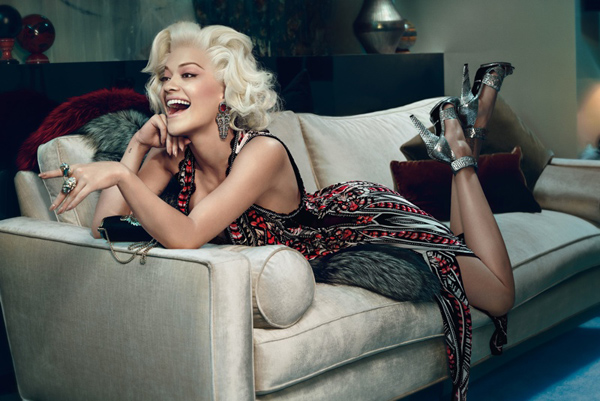 Rita Ora sexiest pictures from her hottest photo shoots. (11)