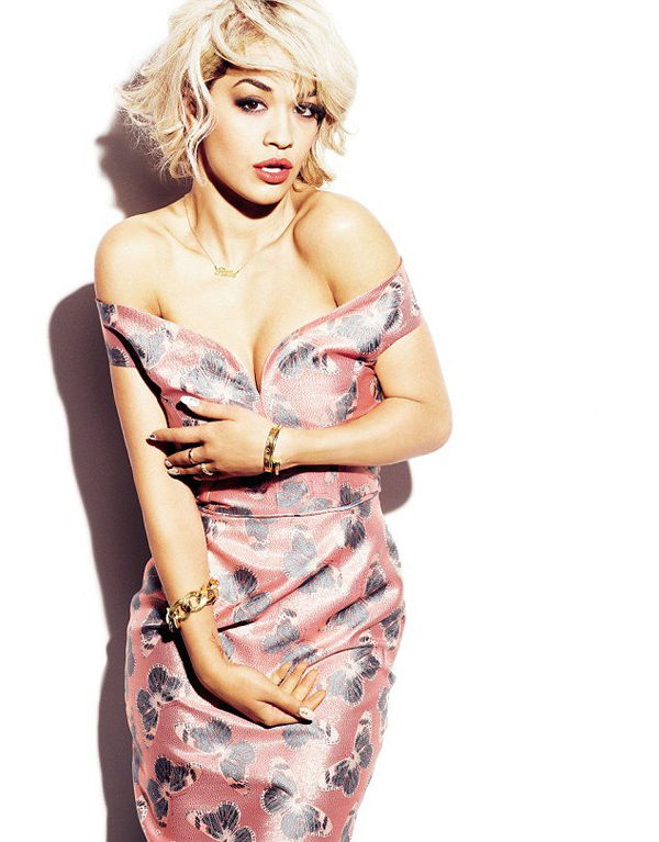 Rita Ora sexiest pictures from her hottest photo shoots. (5)