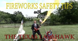 texas law hawk fireworks video.