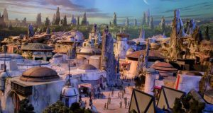 Star Wars Land leaked photos. (5)