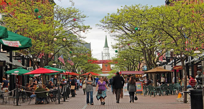 best college cities in America. (2)