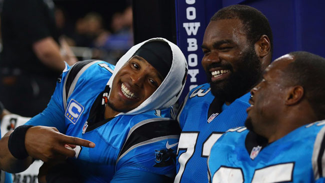 Carolina Panthers Twitter Account Hides 'Fresh Prince' Theme Song in Tweets. (1)