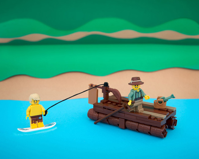 State stereotypes in LEGO form. (26)