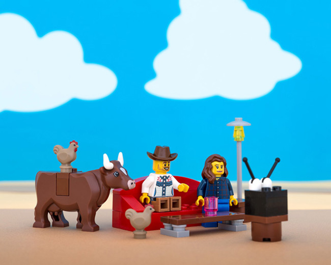 State stereotypes in LEGO form. (17)