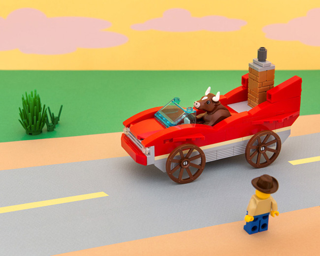 State stereotypes in LEGO form. (15)