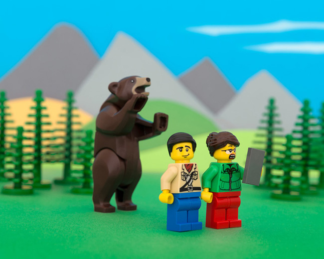 State stereotypes in LEGO form. (1)