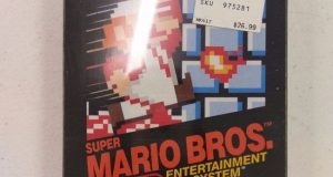 Rare Copy Of 'Super Mario Bros' Sells On eBay For $30,000. (4)
