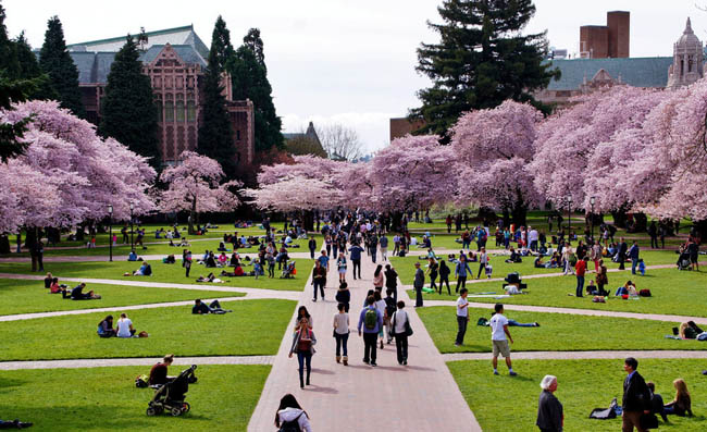 best college cities in America. (1)