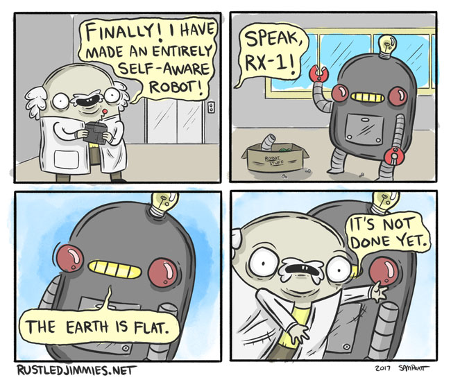 Comic Strips to Bring Some Laughs to Your Day. (24)