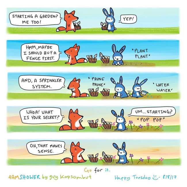 Comic Strips to Bring Some Laughs to Your Day. (16)