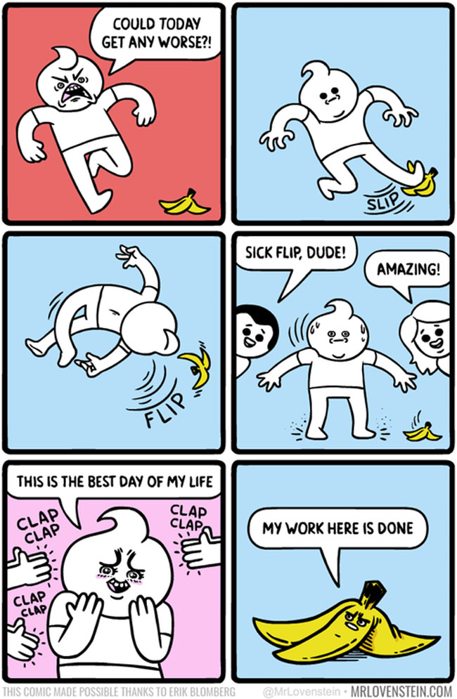 Comic Strips to Bring Some Laughs to Your Day. (11)