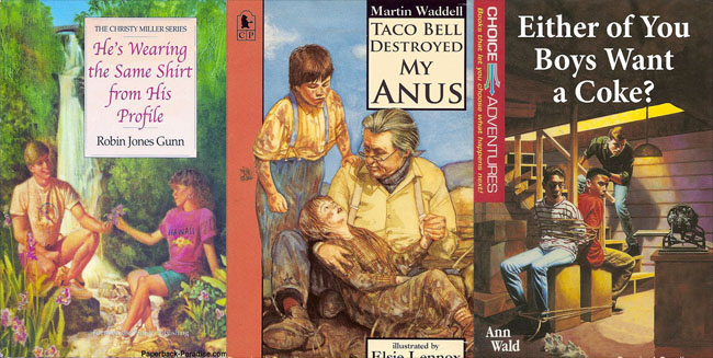 Funny fake bok covers. (25)