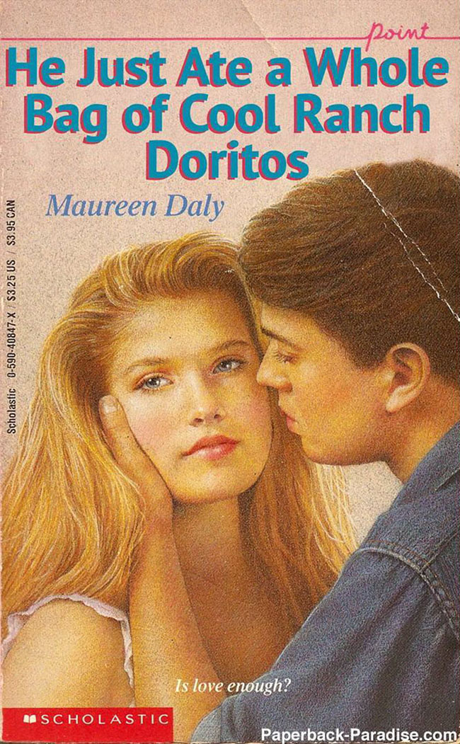 Funny fake book covers. (8)