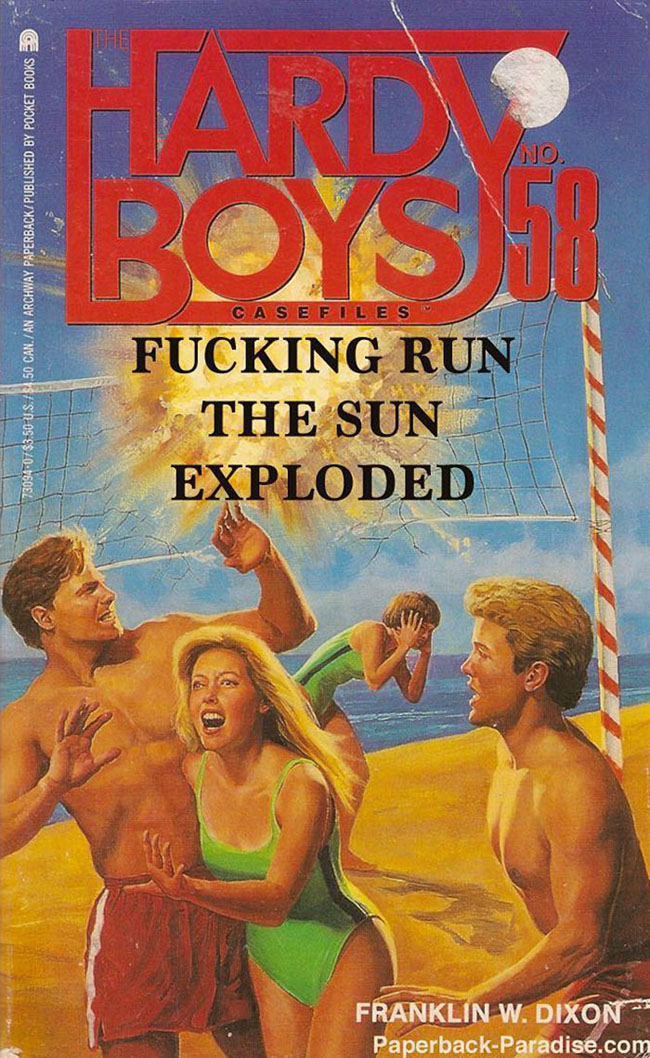 Funny fake book covers. (17)