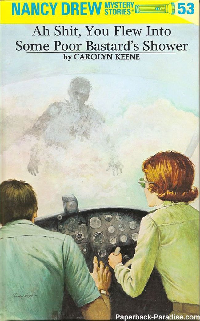 Funny fake book covers. (21)