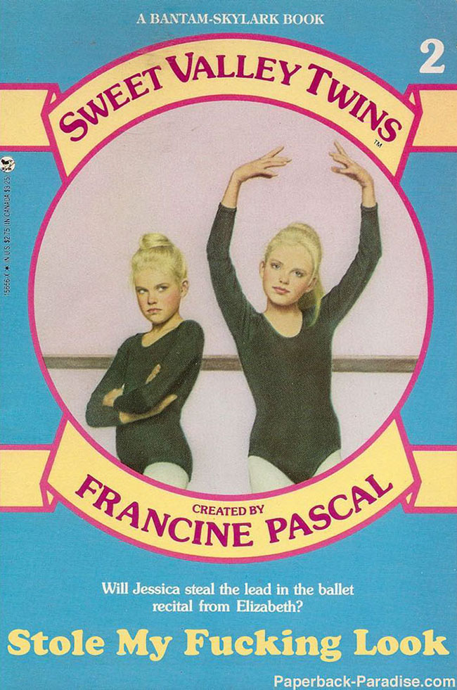 Funny fake book covers. (22)
