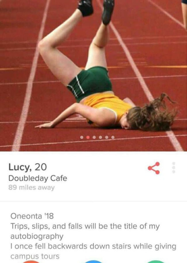 Really Funny Tinder Accounts. (15)