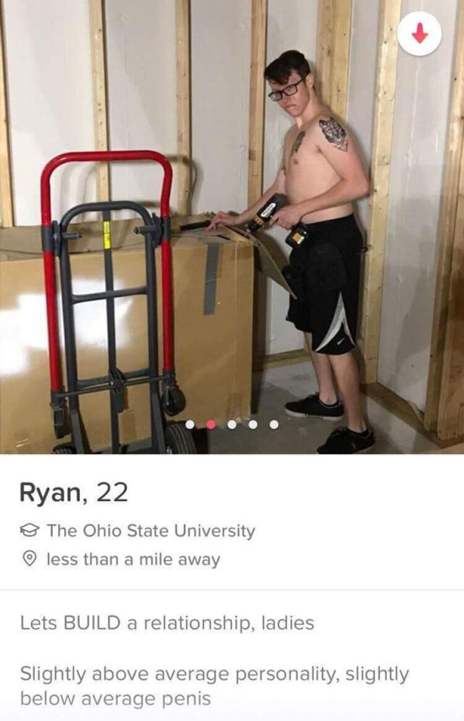 Really Funny Tinder Accounts. (9)