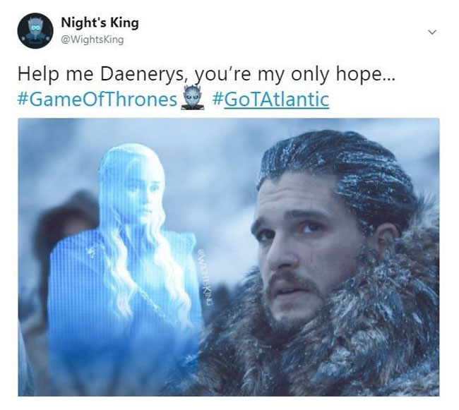 Listen To Game Of Thrones Epic Night King Theme: 33 Hilarious Game Of Thrones Memes From Season 7, Episode 6