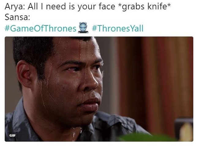 32 Hilarious Game of Thrones Memes From Season 7, Episode 6. (16)