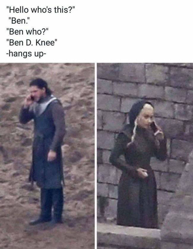 Game of thrones season 7 memes. (20)