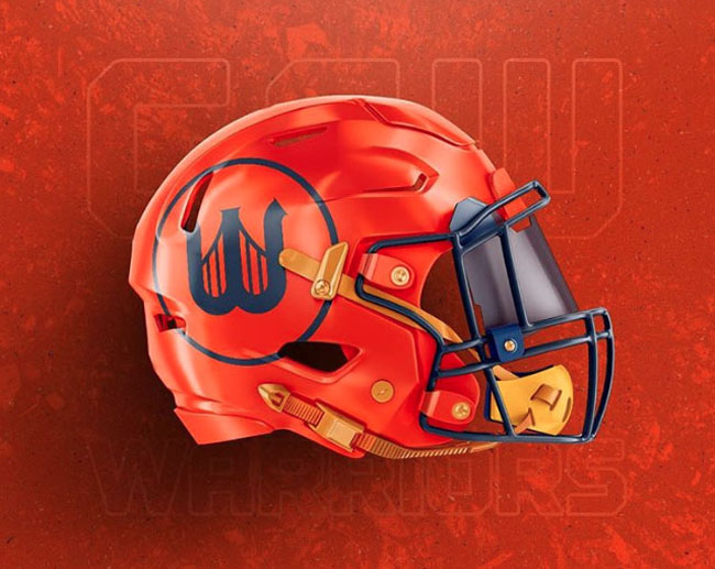 NBA Logos on Football Helmets. (43)