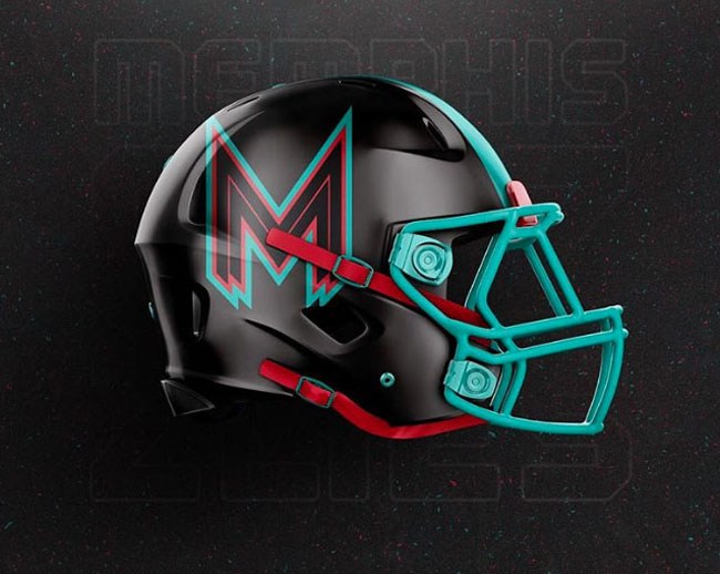 NBA Logos on Football Helmets. (38)
