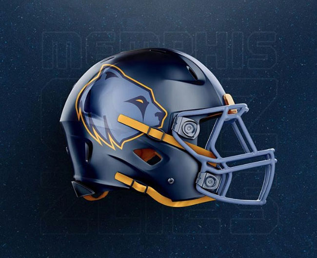 NBA Logos on Football Helmets. (37)