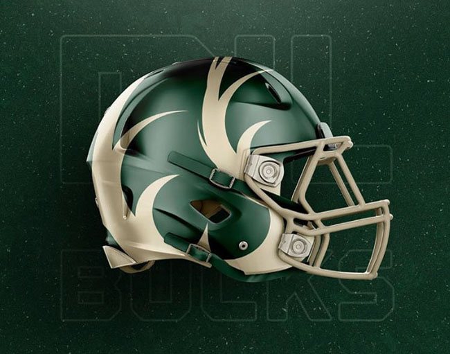 NBA Logos on Football Helmets. (33)