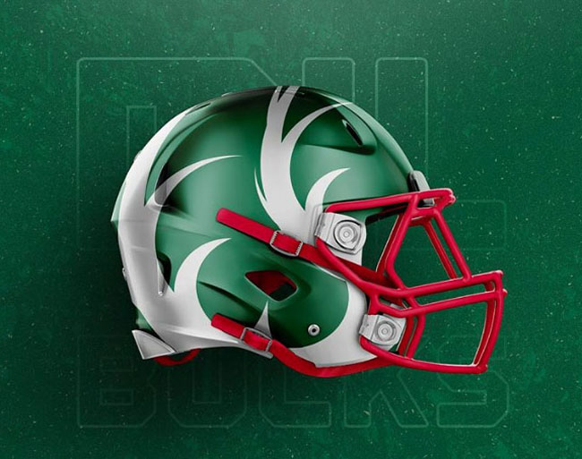 NBA Logos on Football Helmets. (32)