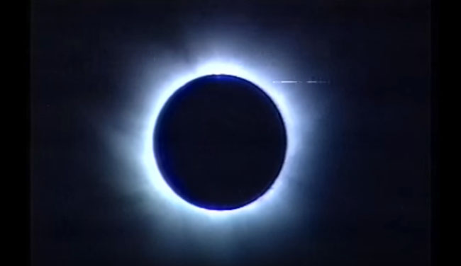 Total Solar Eclipse Video.
