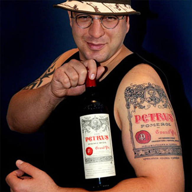 Wine tattoos. (1)