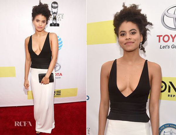 Zazie Beetz sexiest pictures from her hottest photo shoots. (18)