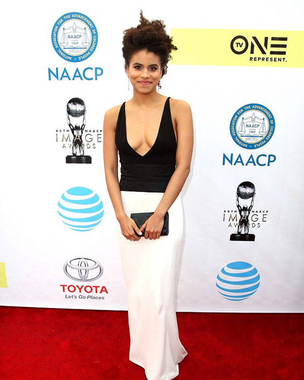 Zazie Beetz sexiest pictures from her hottest photo shoots. (12)