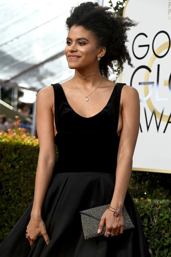 Zazie Beetz sexiest pictures from her hottest photo shoots. (4)