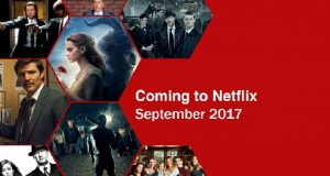 Coming & Going Netflix September 2017.