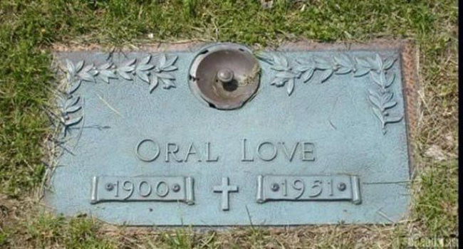 Funny names on tombstones pictures. (34)