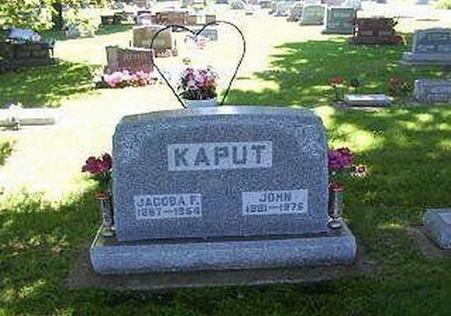 Funny names on tombstones pictures. (22)