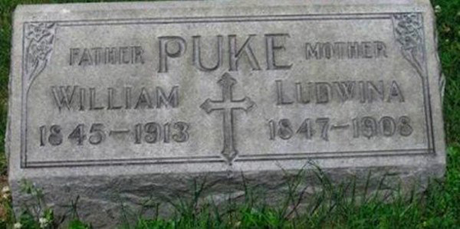 Funny names on tombstones pictures. (13)