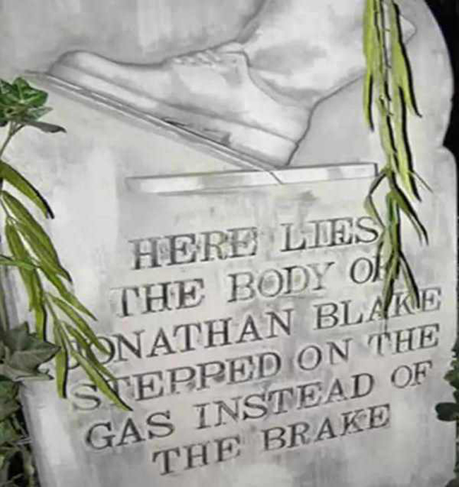 Funny names on tombstones pictures. (8)