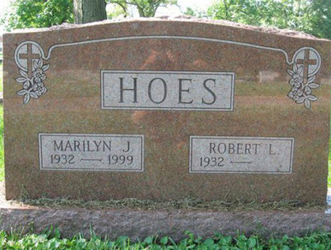 Funny names on tombstones pictures. (4)