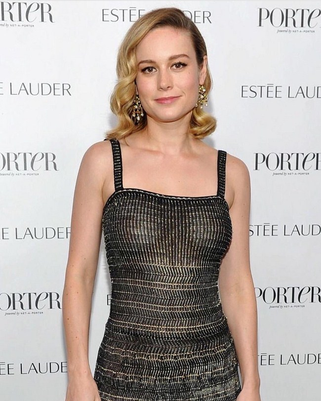 Brie Larson sexiest pictures from her hottest photo shoots. (32)