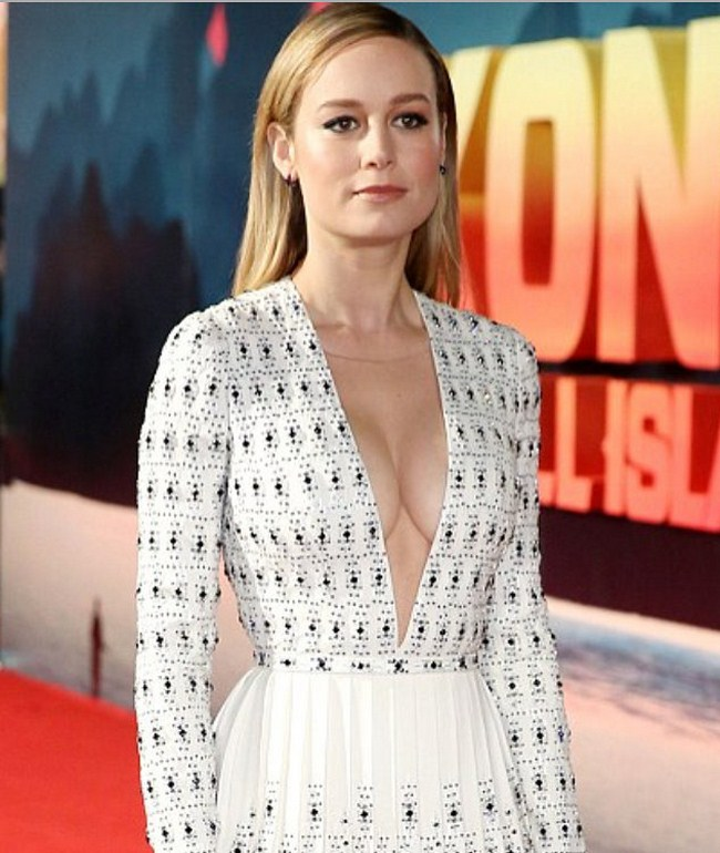 Brie Larson sexiest pictures from her hottest photo shoots. (17)