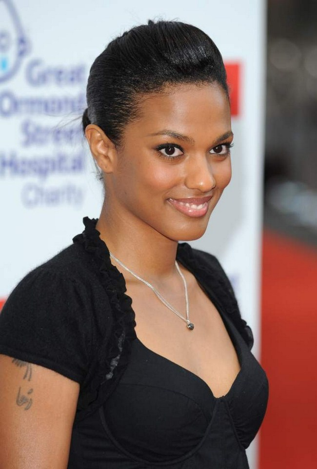 Freema Agyeman sexiest pictures from her hottest photo shoots. (41)
