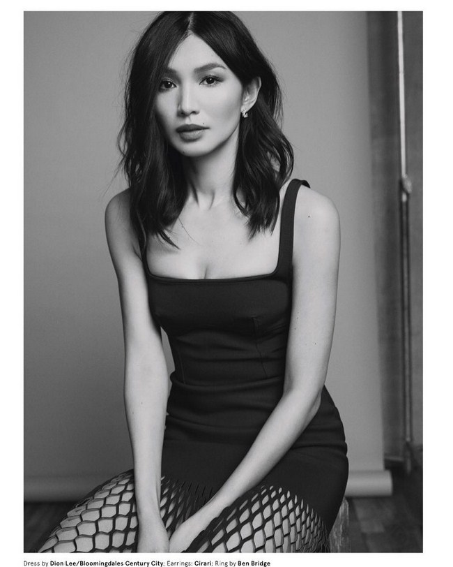Gemma Chan sexiest pictures from her hottest photo shoots. (17)