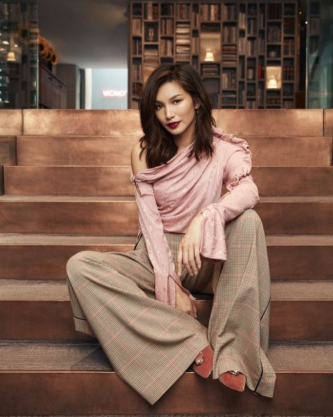 Gemma Chan sexiest pictures from her hottest photo shoots. (13)
