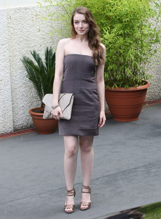 Sarah Bolger sexiest pictures from her hottest photo shoots. (5)